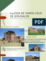iglesia Santa Cruz de juli