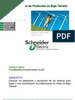 Sistemas de Proteccion en Baja Tension Schneider