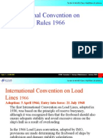 International Load line