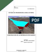 SNIP Aprobado Río Blanco