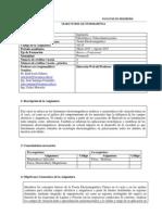 Sílabo Teoría Electromagnética.pdf