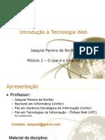 Introdução à Tecnologia Web - módulo 2
