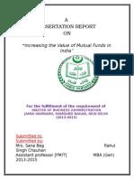 Rahul Mutual Fund