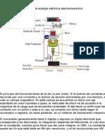 Medidor de Energia Electromecanico
