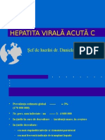 Hepatita Virala Acuta C