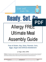 Allergy Free Ultimate Meal Assembly Guide