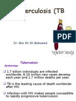 Pathology of tuberculosis 2009