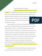 evaluation essay eportfolio copy