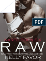 Kelly Favor - Book 6 - Raw (Naked)