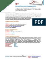 Company Profile (Construction and Logistics)