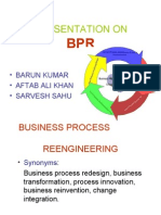 Business Process Re Engineering Barun