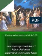 Chaitanya Mahaprabhu's Advent Predictions From Various Vedic
