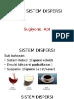 Sistem Dispersi