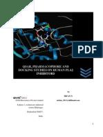 QSAR, Pharmacophore and Docking Studies on Human Phaspholipase a2 Inhibitors