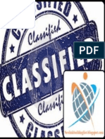 Most Popular Classified Sites List 2013 | Computer Networking