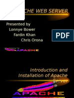 Apache Server-chris