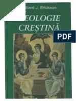 Erickson Teologie Crestina