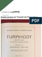 Grande Successo Per 'Turandot' Alla 'Prima' Di Expo -