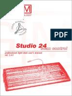 SGM Studio Scan control 24