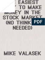 The Easiest Way to Make Money i - Valasek, Mike