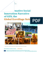Narrative GEN Conscious Communities