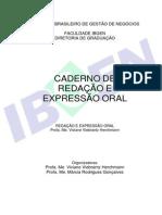 Caderno de Redacao e Expressao Oral Word