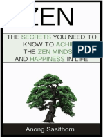 Zen_ the Secrets You Need to Kn - Sasithorn, Anong