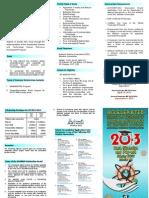 2013 ASTHRDP Brochure