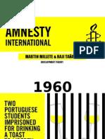 Amnesty International Presentation