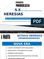 Seitas e Heresias_nova Era