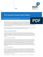 A Case for Assessment Center Method