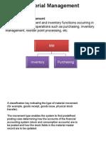 SAP Qlty Material Management