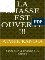 La Chasse Est Ouverte !!!_ Essa - Kandia, Aimee
