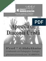 Apostila sobre a Diaconia Cristã antiga