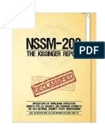 Med Ethics Report  - kissinger