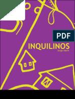 Inquilinos - Sergio Marín