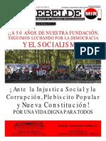 El Rebelde - Mayo 2015