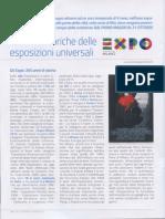 Le radici storiche delle esposizioni universali  (Voce di Seriate 04.2015)