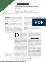 dietary fiber and coronary heart disease