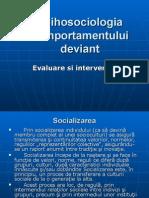 Socio Deviant A