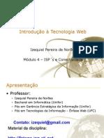 Introdução à Tecnologia Web - módulo 4