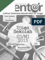 Kunci dan Pembahasan Mentor SD 2015.pdf