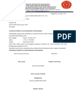 Contoh Surat Permohonan Peminjaman Alat