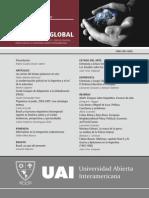 Sociedad Global - V. 1 - N. 1 - 2007
