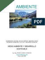 Medio Ambiente y Desarrollo Sostenible 2