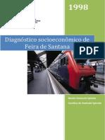 Feira de Santana - Diagnóstico Socioeconômico 1998