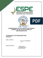Ejercicios Electromagntismo Unidad III