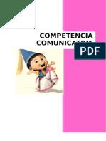 La Competencia Comunicativa