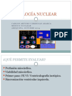 Cardiología Nuclear Unsa Clase Teórica