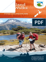 Fiordland Day Walks